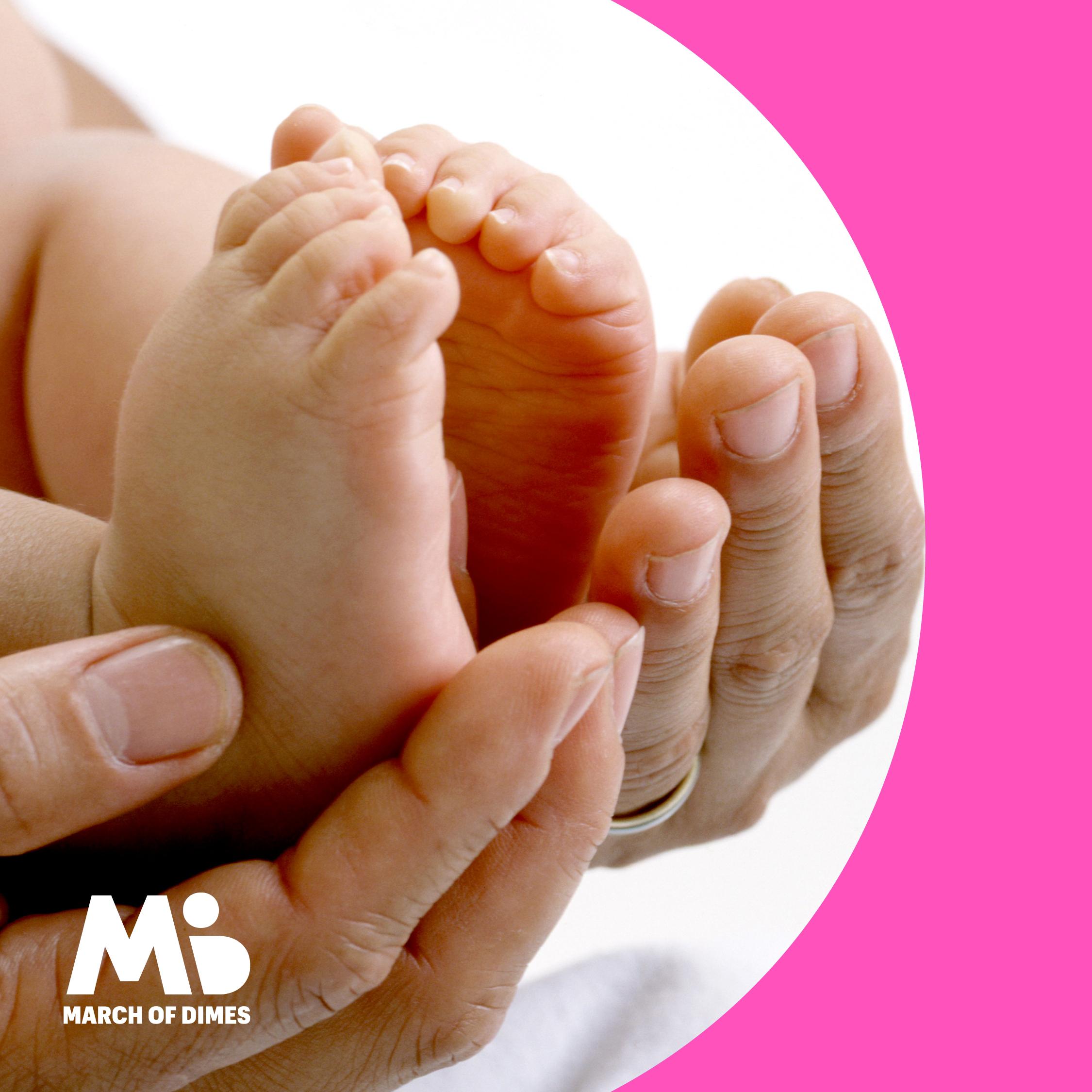 Señales de advertencia luego que nace su bebé