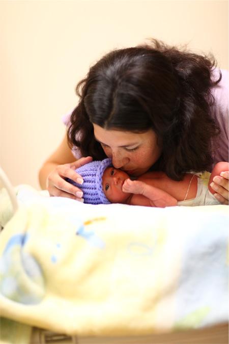 La transición de su bebé de la NICU al hogar