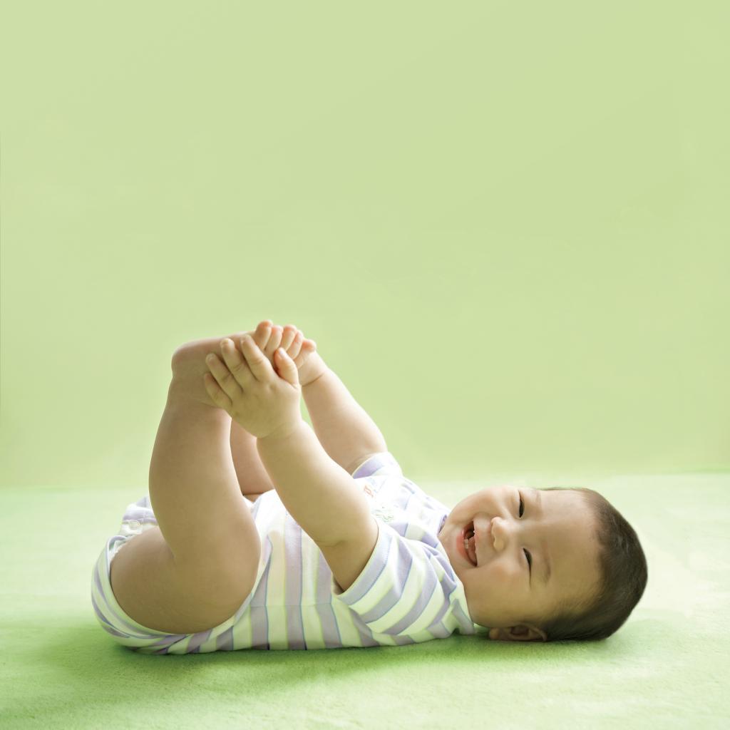 Plagiocefalia (cuando la cabeza del bebé se aplana)
