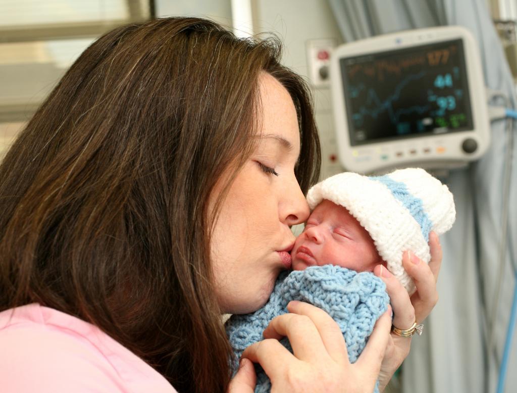Edad corregida del bebé prematuro