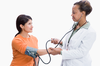 Evite la alta presión arterial
