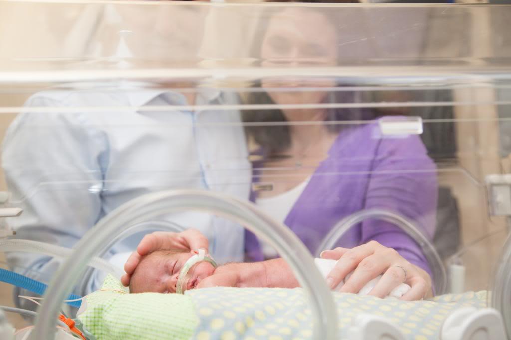 Los genes del bebé y el nacimiento prematuro