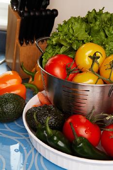 Cómo aumentar el consumo de frutas y verduras