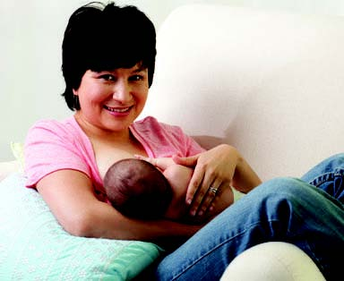 Cómo saber si su bebé se está alimentando adecuadamente
