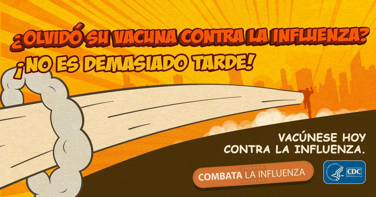 Semana Nacional de Vacunación contra la Influenza