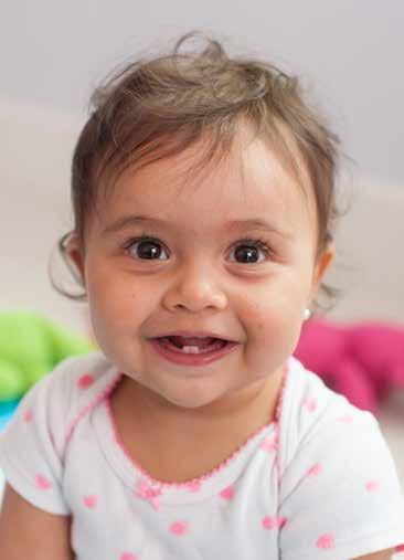 La salud dental y su bebé