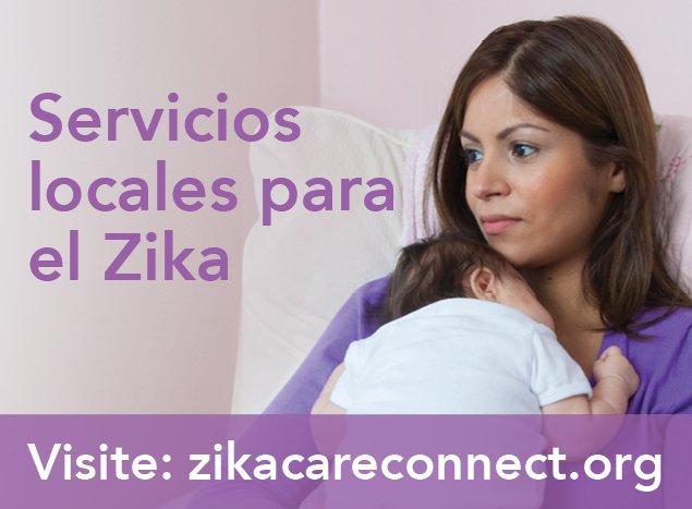 Zika Care Connect puede ayudarle a encontrar un profesional de la salud