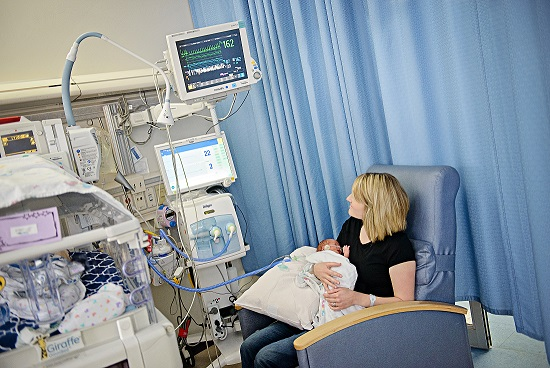 Aumenta el número de nacimientos prematuros