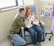 Parents in NICU w baby R