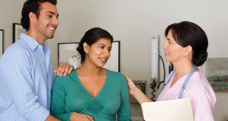 Cómo protegerse contra las infecciones durante el embarazo