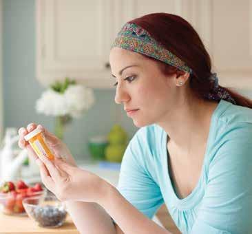 Cambios en el etiquetado de medicamentos recetados ofrece nueva información de seguridad para el embarazo y la lactancia