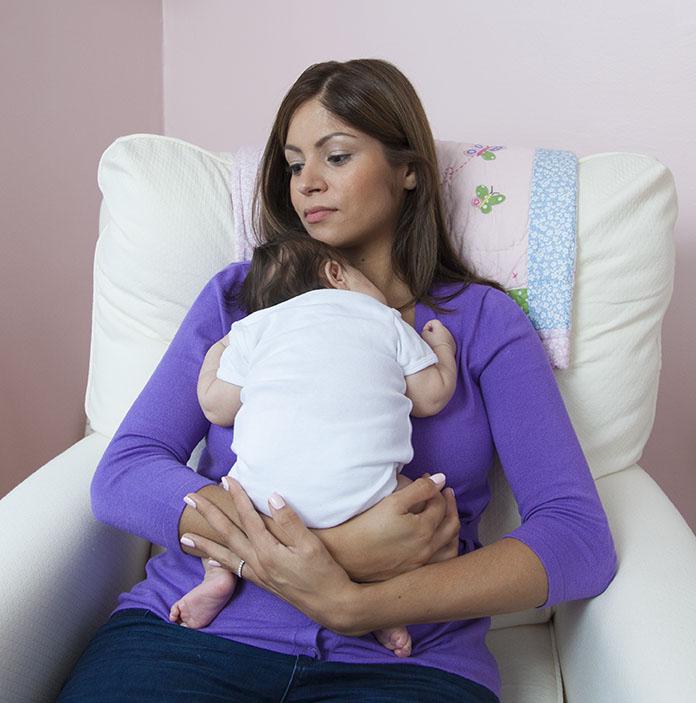 El bebé prematuro y el reflujo