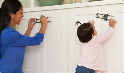 Proteja a sus niños de los envenenamientos accidentales