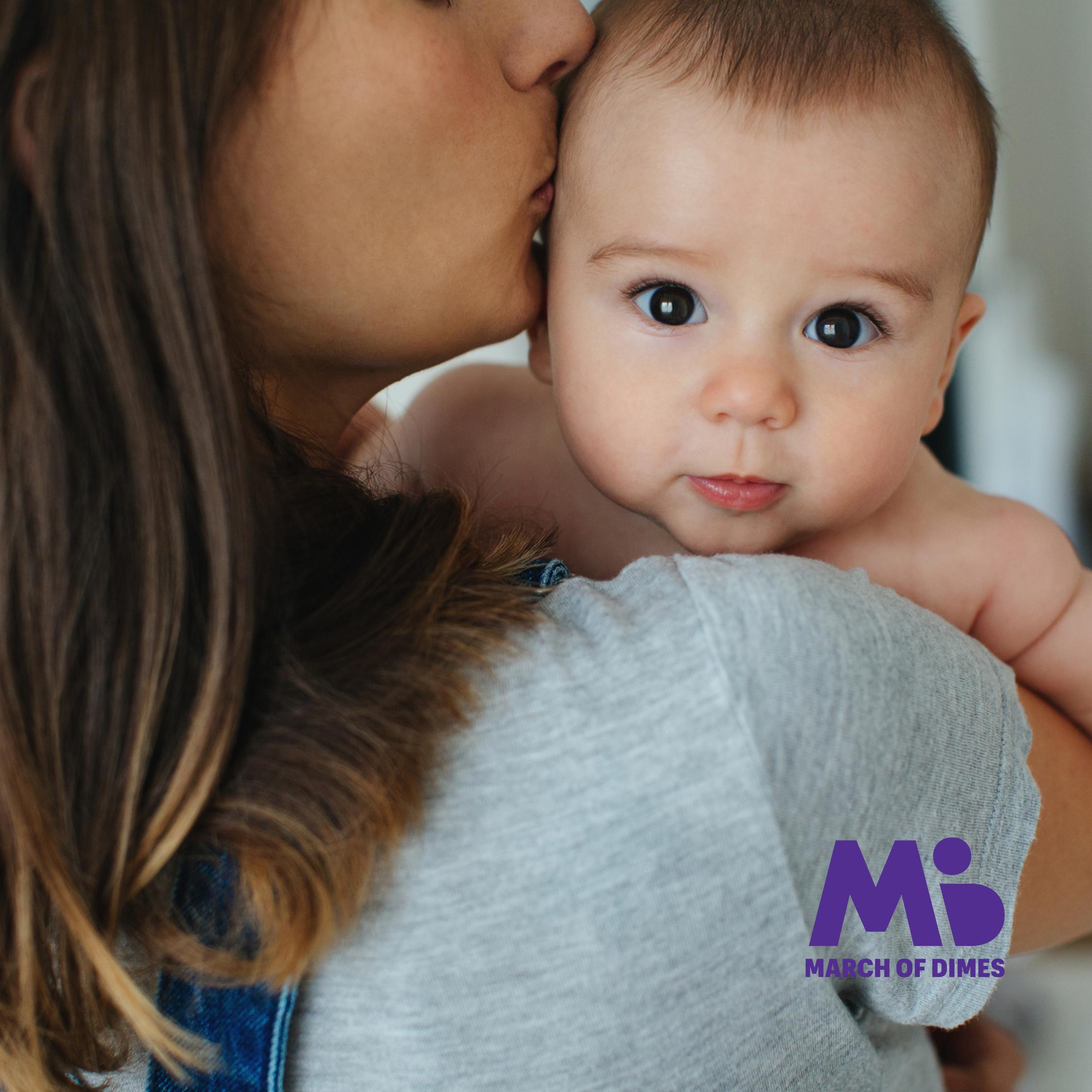 Medidas a seguir para que su bebé esté seguro al dormir