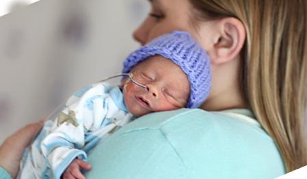 Las vacunas y su bebé prematuro