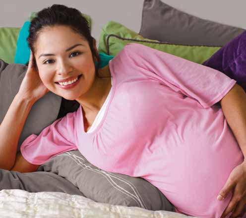 Cambios en los senos durante el embarazo