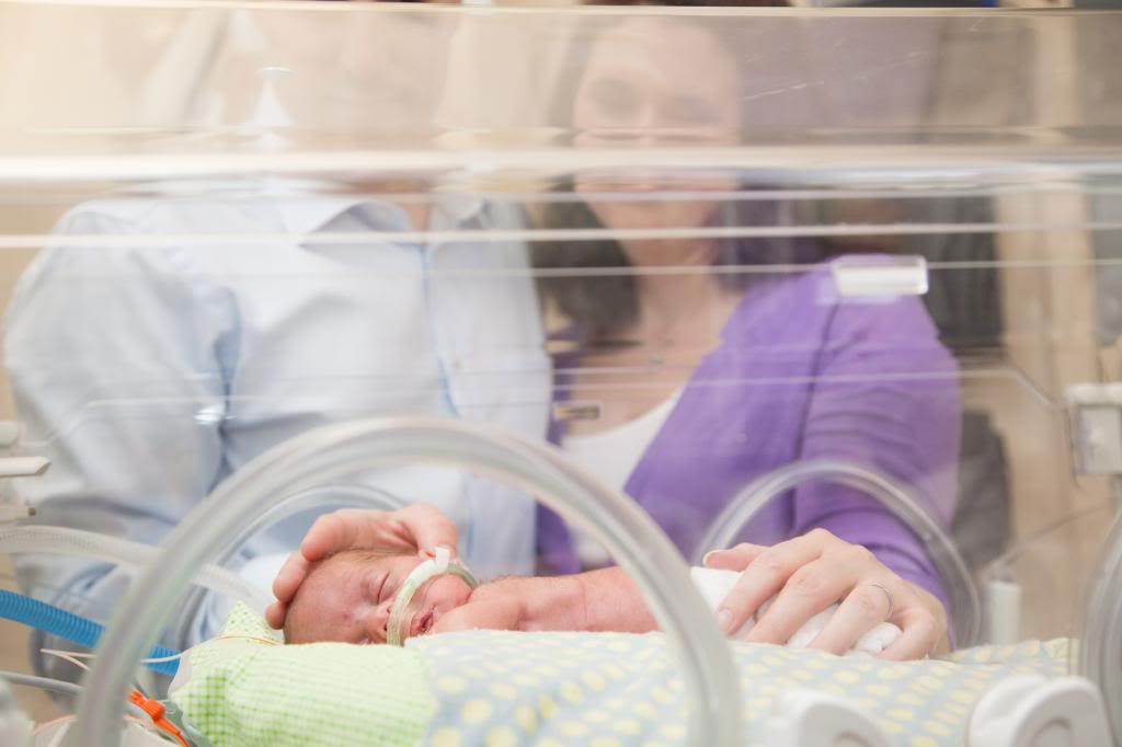 Cuando el bebé nace con sífilis