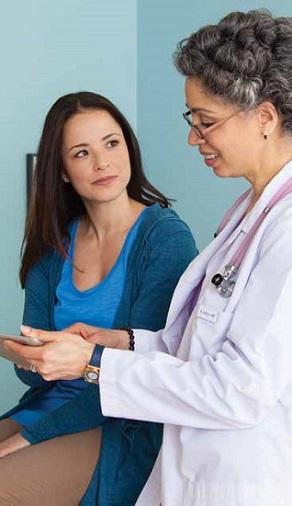 Señales de advertencia después de una cesárea