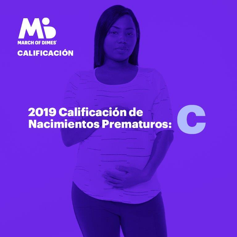 Boletín de Calificaciones de March of Dimes 2019
